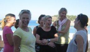 Mallorca Seminar by Petra Vindeby